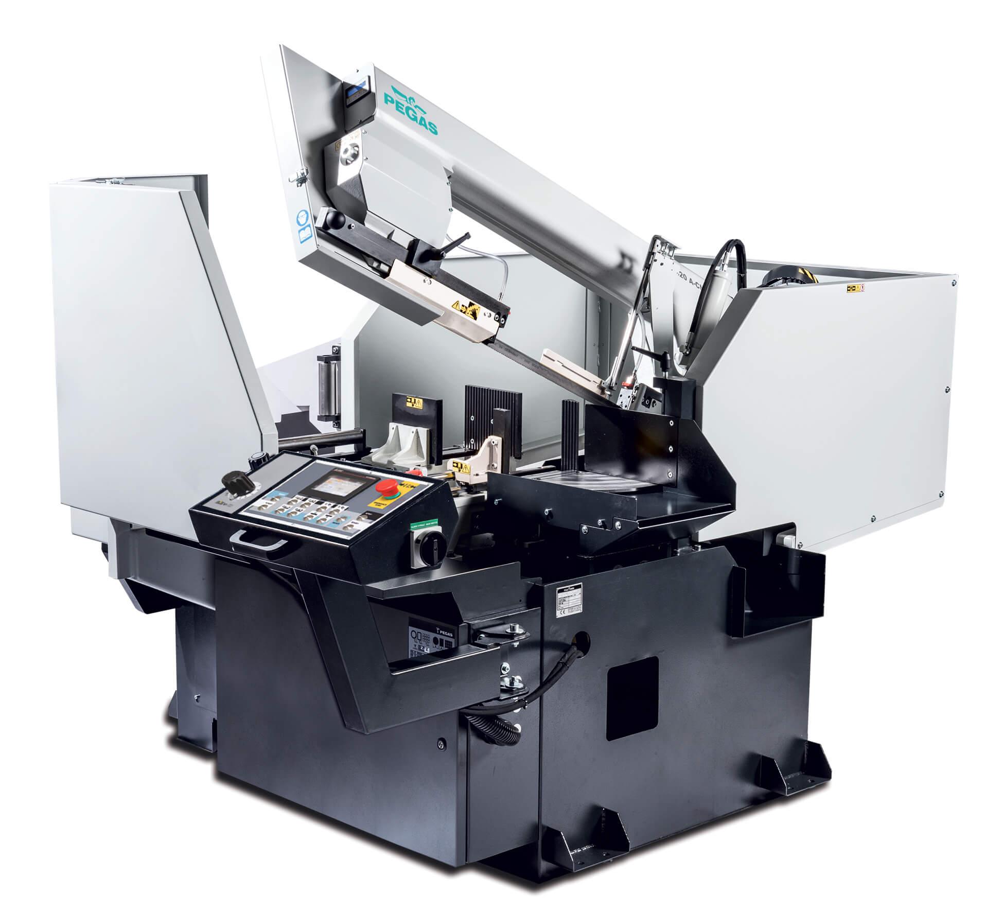 Рамови автоматични лентоотрезни машини