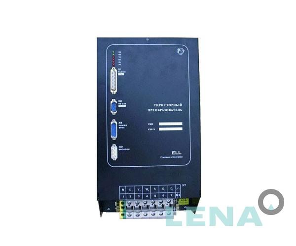 Цифрови тиристорни преобразуватели серия 12ХХХ /400 за серво задвижвания