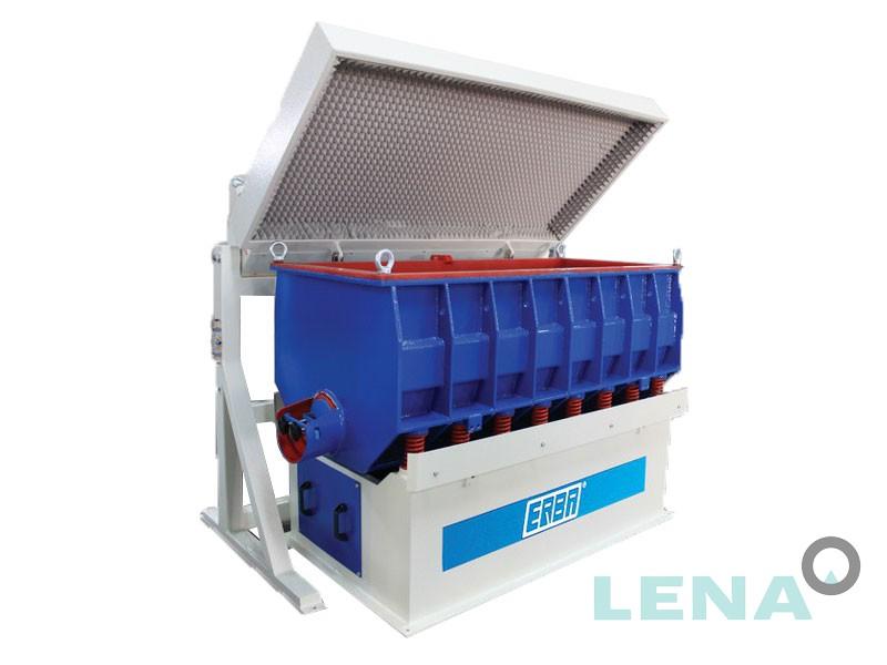 EVT Линейно вибрационна машина за полиране на повърхности