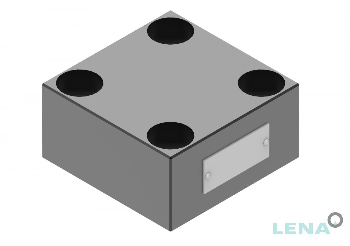 Логически клапан, тип ULZS DB