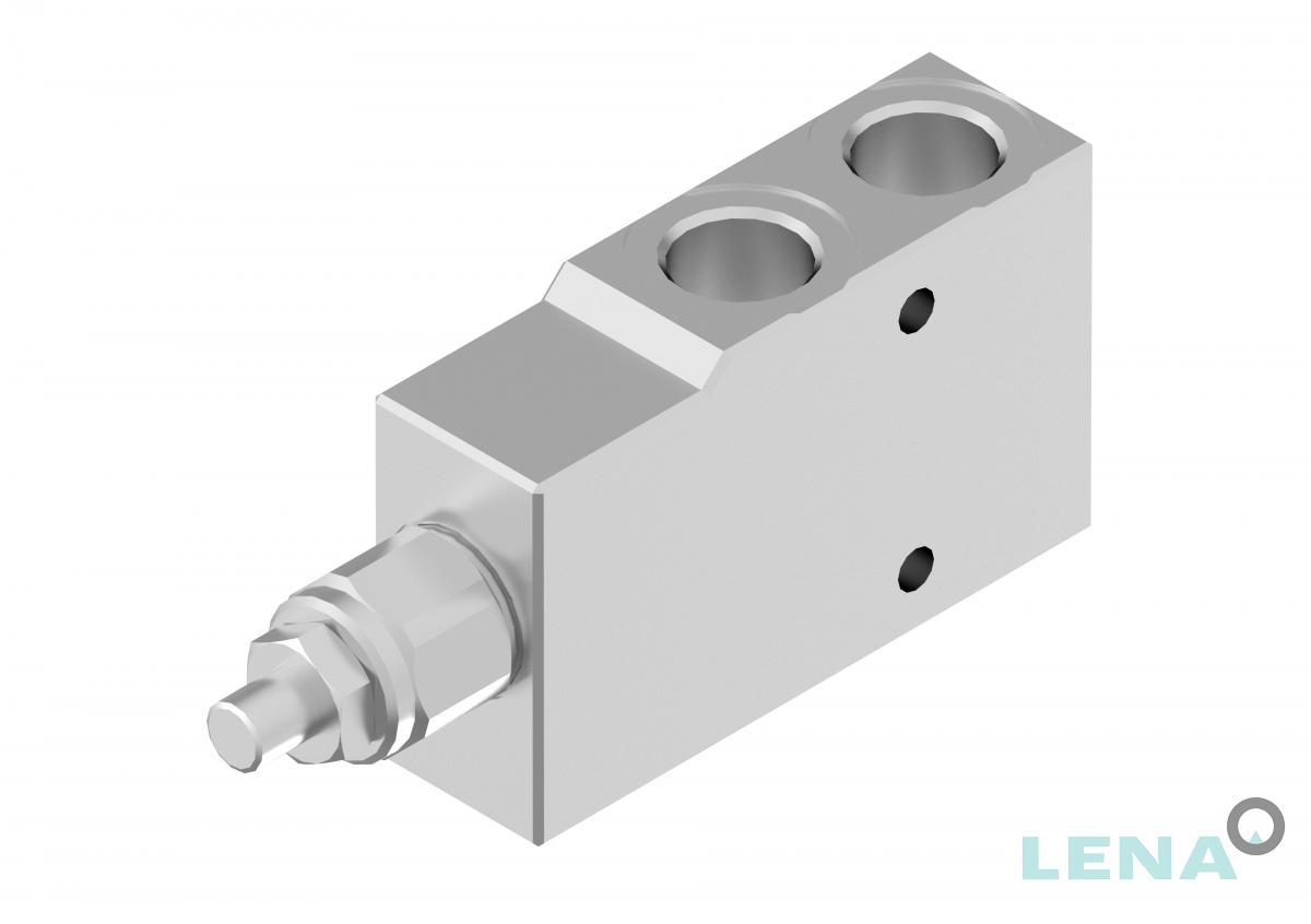 Контрабалансиращи клапани, тип UZPHE6