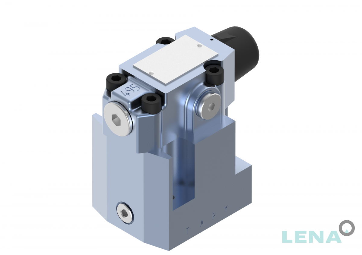 Клапани за регулиране на налягането, тип UZCP10