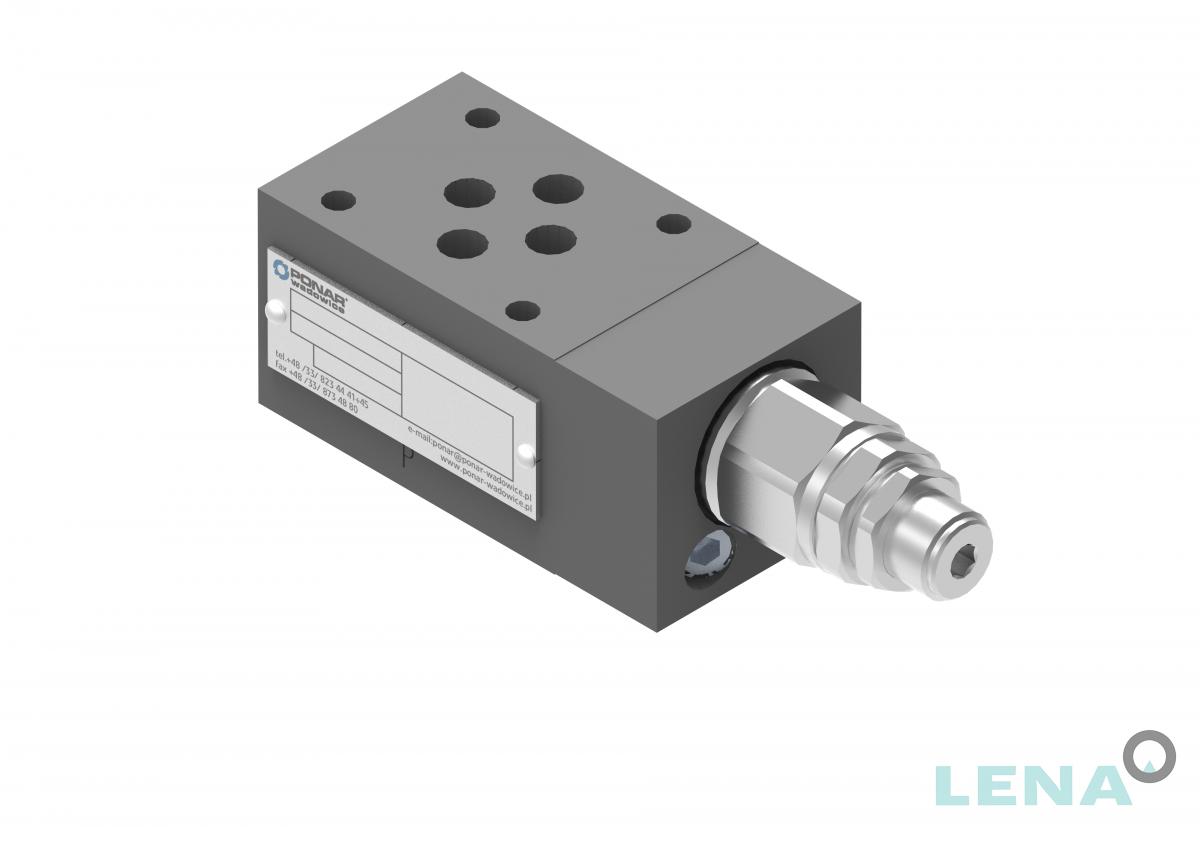 Клапани за регулиране на налягането, тип UZPR