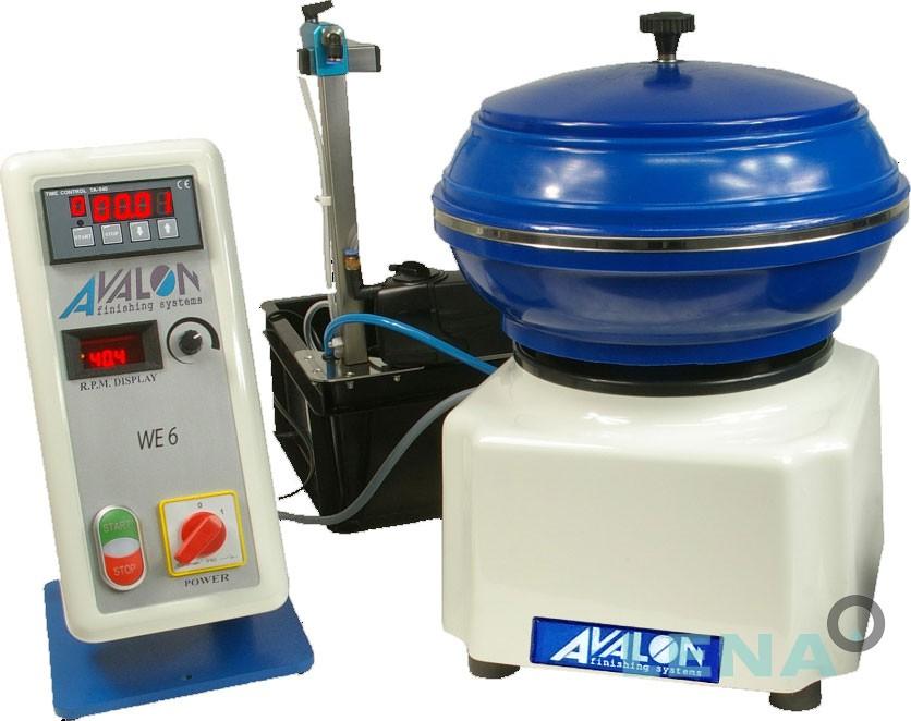 Кръгово вибрационна машина WE6