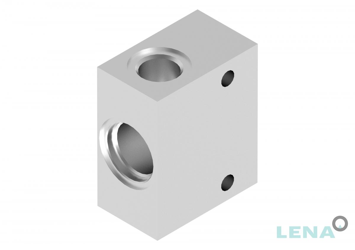 Хидравлични блокове за кетридж клапани, тип 2UL 06 1