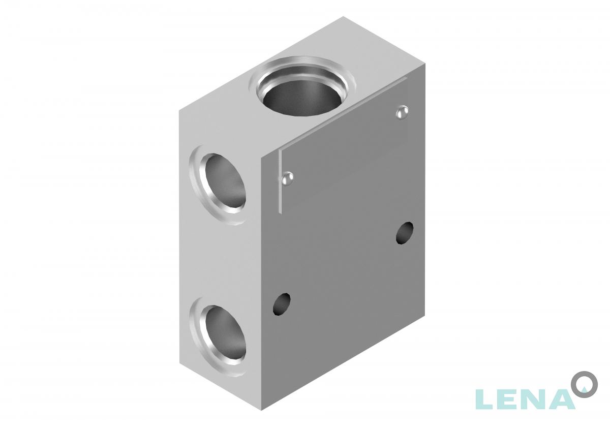 Хидравлични блокове за кетридж клапани, тип 3UL 06 5