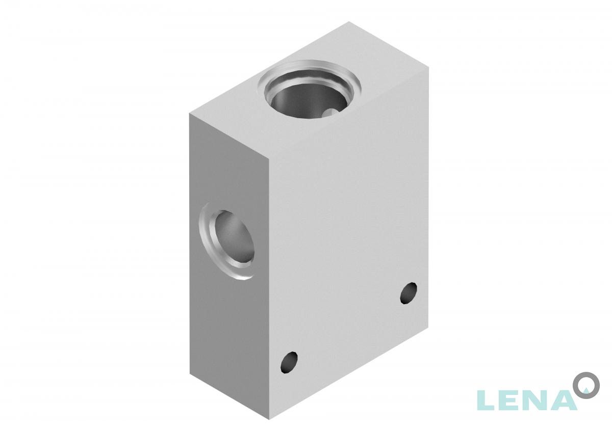 Хидравлични блокове за кетридж клапани, тип 4UL 06 8